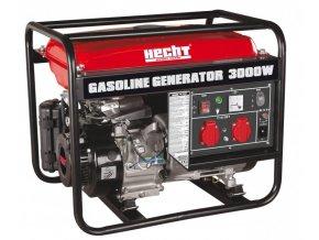 hecht gg 3300 jednofazovy generator elektriny