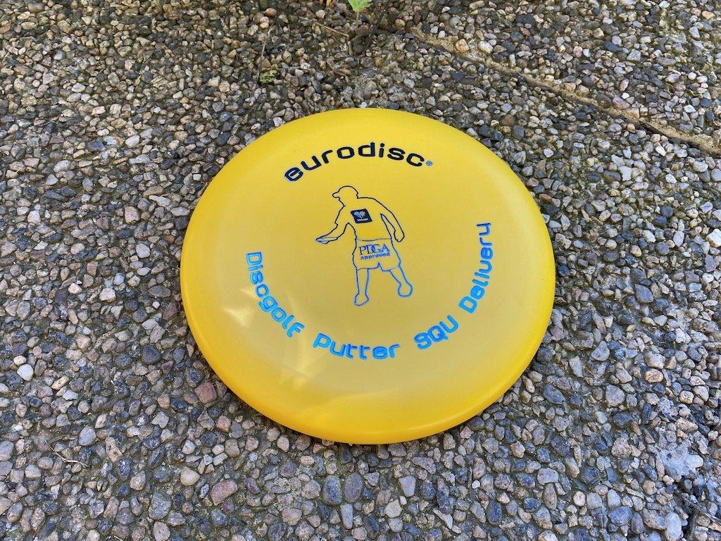 Discgolf Putter