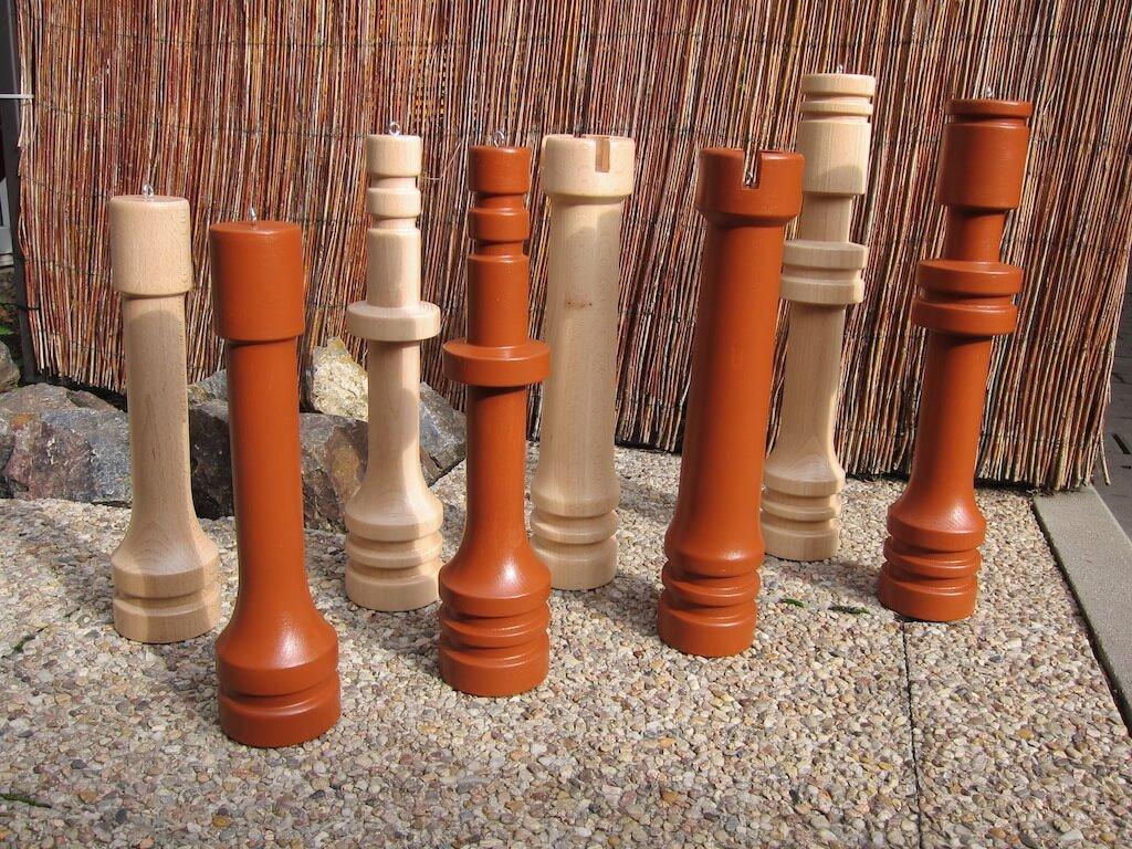 Zahradné šachy