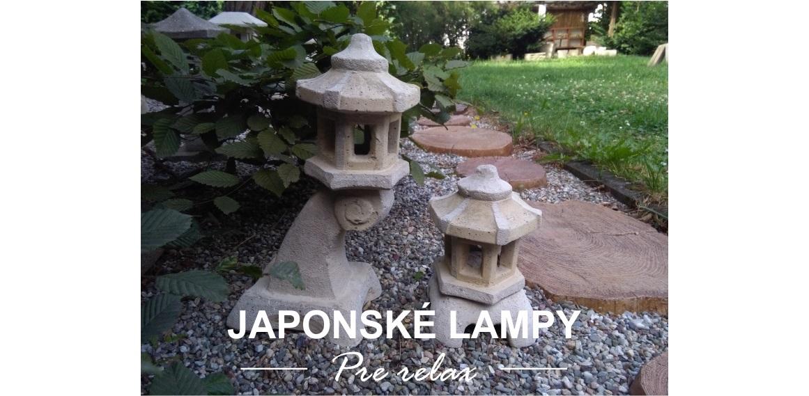 Japonské lampy
