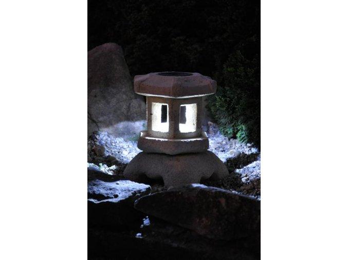 SOLÁRNA LAMPA Č.25
