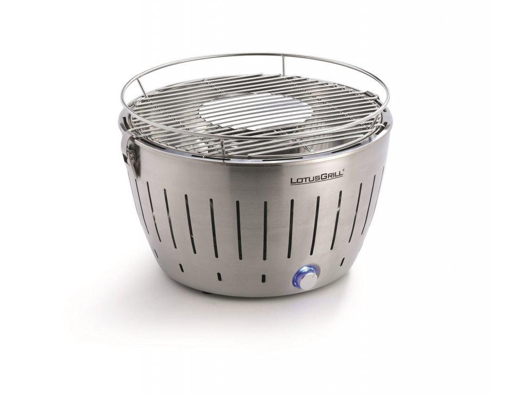 LotusGrill Stainless Steel