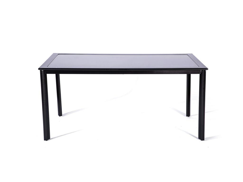 Angela hranatý hliníkový stůl