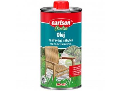 Olej na dřevěný nábytek CARLSON 500ML