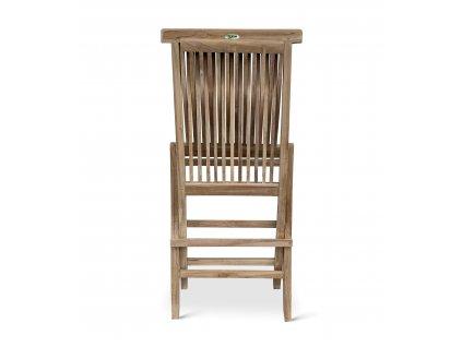 Clasic teaková skládací židle