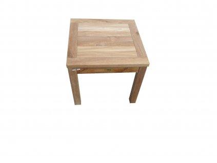 Gufi hranatý teakový stolek