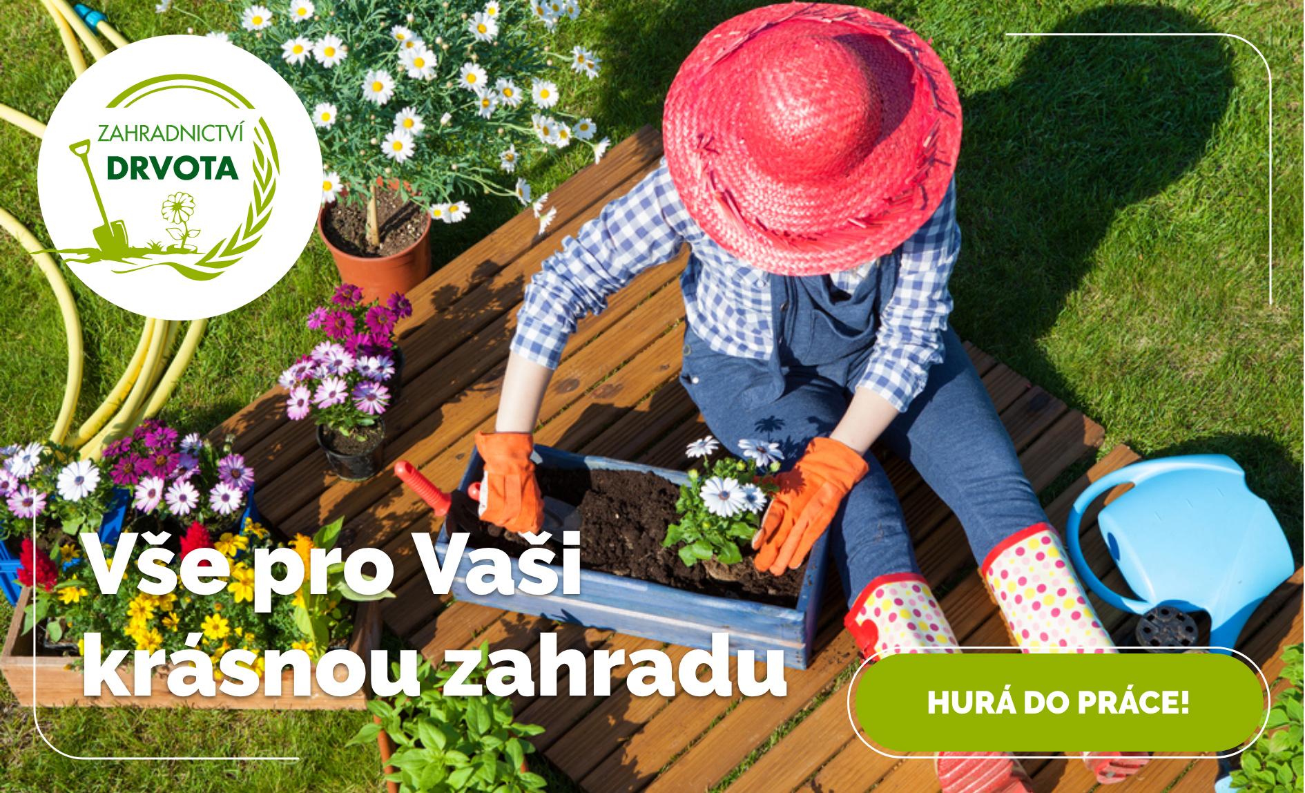 Zahradnictví Drvota