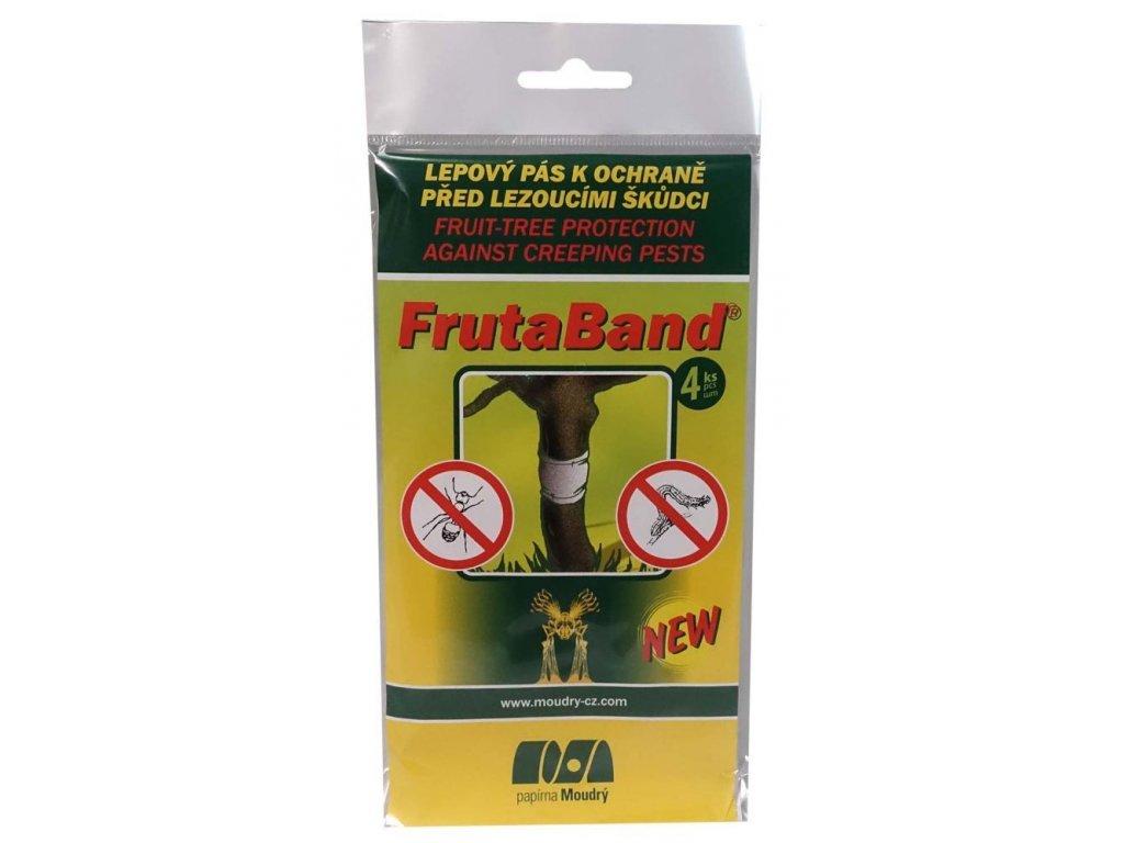 Lepové pásy Frutaband 4 x 0,5 m