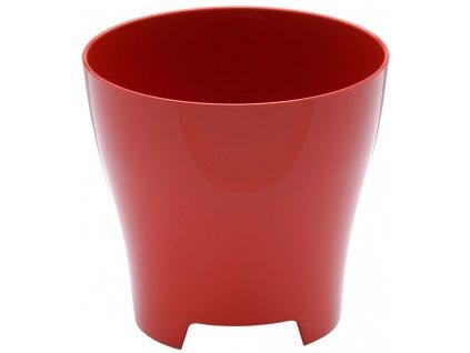 Obal LUNA d 11 cm, červená