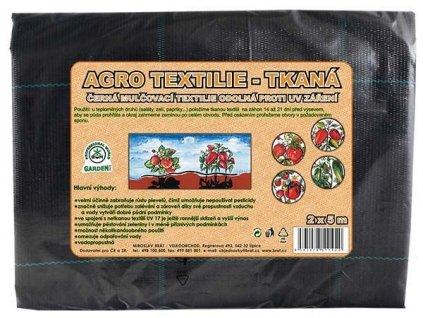 Agro textílie - tkaná, 2 x 5 m