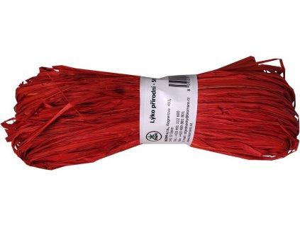 Lýko přírodní - 50 g, červená
