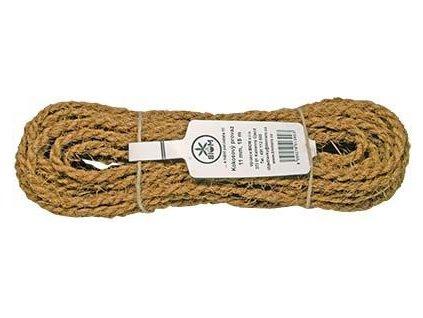 Kokosový provaz 11 mm, 15 m