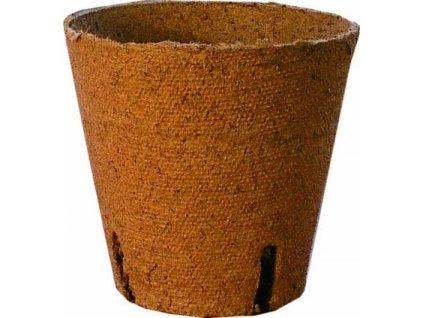 Rašelinový kelímek 10 x 8 cm