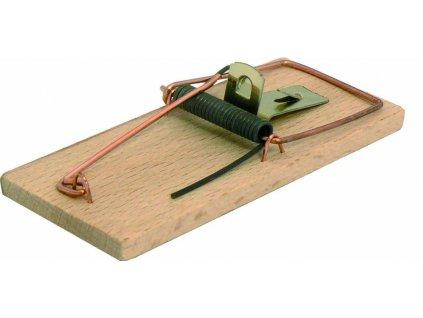 Pastička na myši - dřevěná