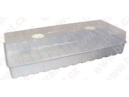 Minipařeniště s vent. NV, 47 x 20 x 10 cm