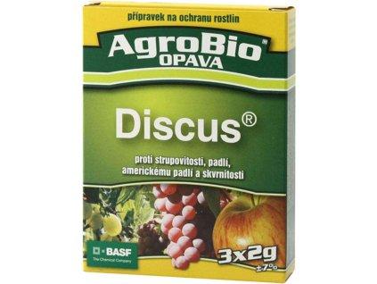 Discus 3 x 2 g, AO