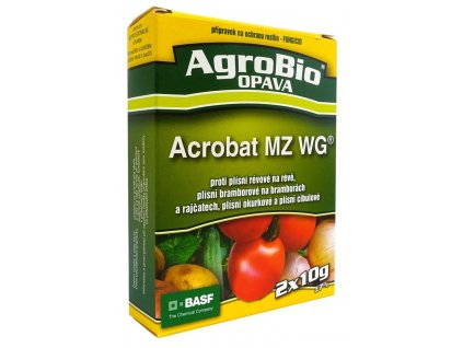 Acrobat MZ WG 2 x 10 g, AO