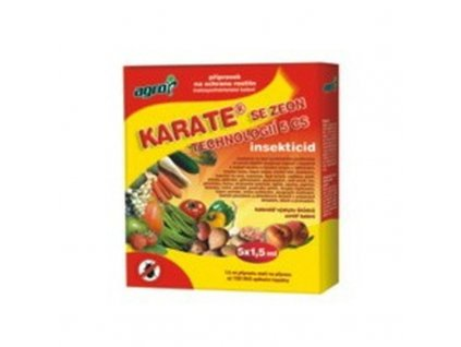 Karate Zeon 5 SC 5 x 1,5 ml