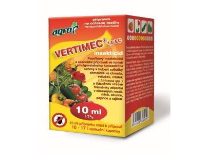 Vertimec 1,8 EC 10 ml, LO