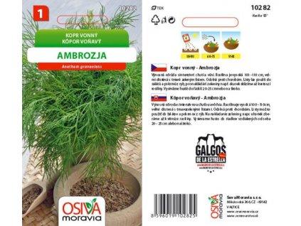 Kopr vonný AMBROZJA _3 g
