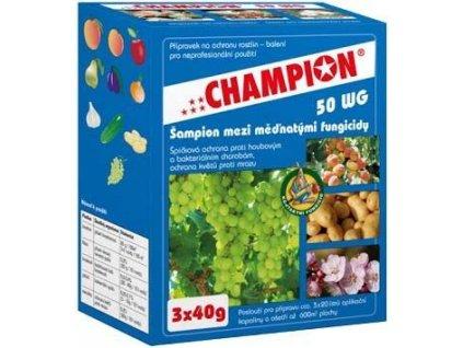 Champion 50 WG 3 x 40 g, LO