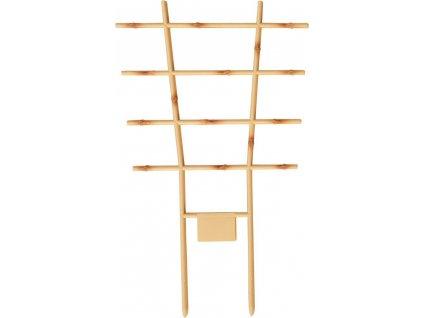 Mřížka Vertica 34 cm, bamb., 2 ks