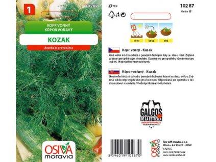 Kopr vonný KOZAK_3 g