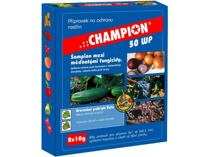Champion 50 WG 2 x 10 g, LO