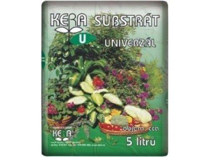Zahradnický substrát - 5 l, KE
