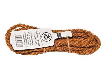 Kokosový provaz 11 mm, 3 m