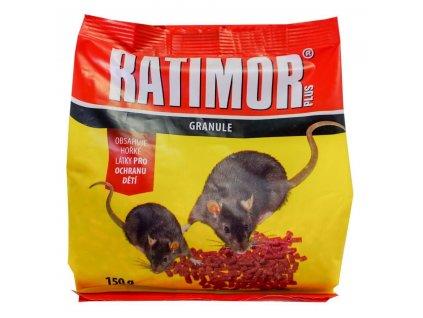 Ratimor Bromad. granule 150 g - sáček