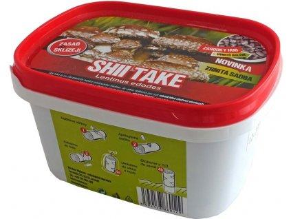 Sadba - Shii Take 450 ml, zrnitá sadba