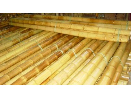 Bambusová tyč, d 8 - 10 mm, 45 cm