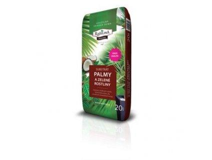 Zemina pro palmy a zelené rostliny - 20 l, RA