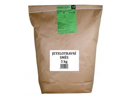 Travní směs jetelotravní 5 kg