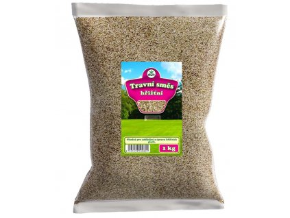 Travní směs hřištní 1 kg