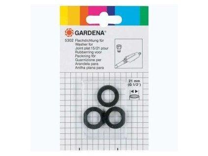 """GARDENA - ploché těsnění (3 ks) """"C"""", 05302-20"""