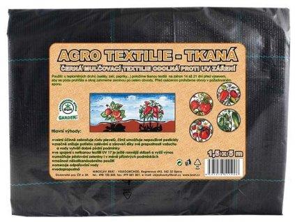 Agro textílie - tkaná, 1,5 x 5 m