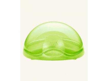 NUK Ochranný box na dudlík zelená