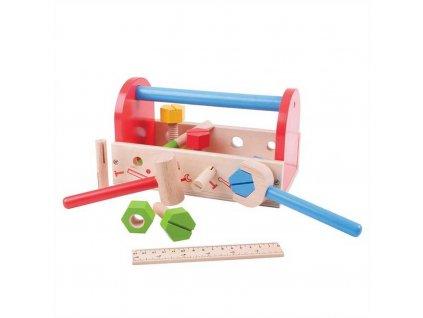 Bigjigs Toys Moje nářadí v přepravce