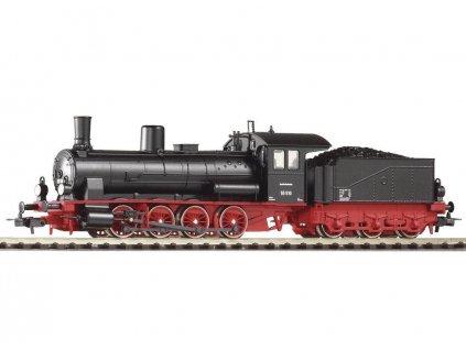 Piko Parní lokomotiva s tendrem Třída 55 (G7.1) III - 57551