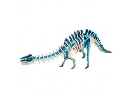 Woodcraft Dřevěné 3D puzzle Apatosaurus