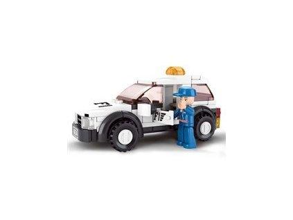 Sluban Formule 1 M38-B0350 Safety Car