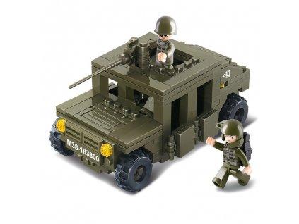 Sluban Army M38-B0297 Obrněný vůz