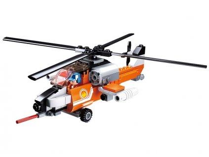 Sluban Letiště M38-B0667D Požární vrtulník