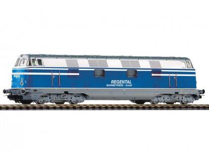 Piko Dieselová lokomotiva D05 Regentalbahn V - 59567