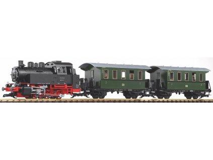 Piko Startovací sada Osobní vlak DR III - 37125
