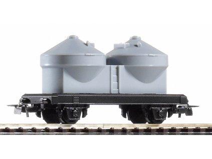 Piko myTrain® Nákladní vagon silážního typu DB - 57024