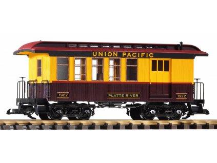 Piko Zavazadlový vagon UP - 38655