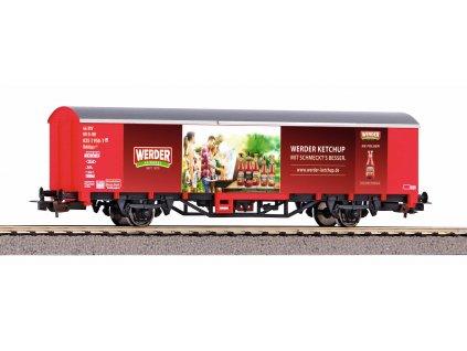 Piko Krytý vagón Ibbhlps Werder DB AG VI - 58709